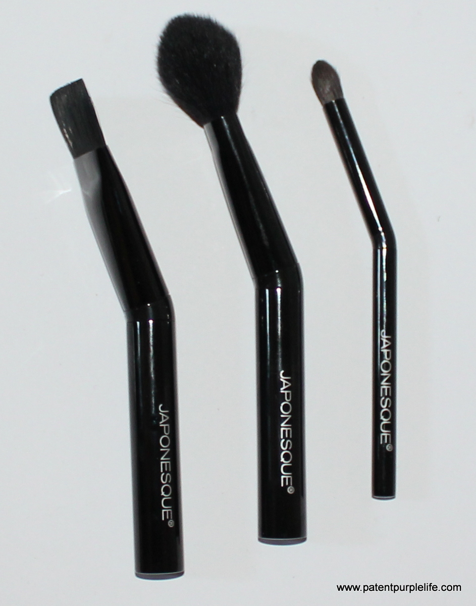 Japonesque 150 degree application brushes