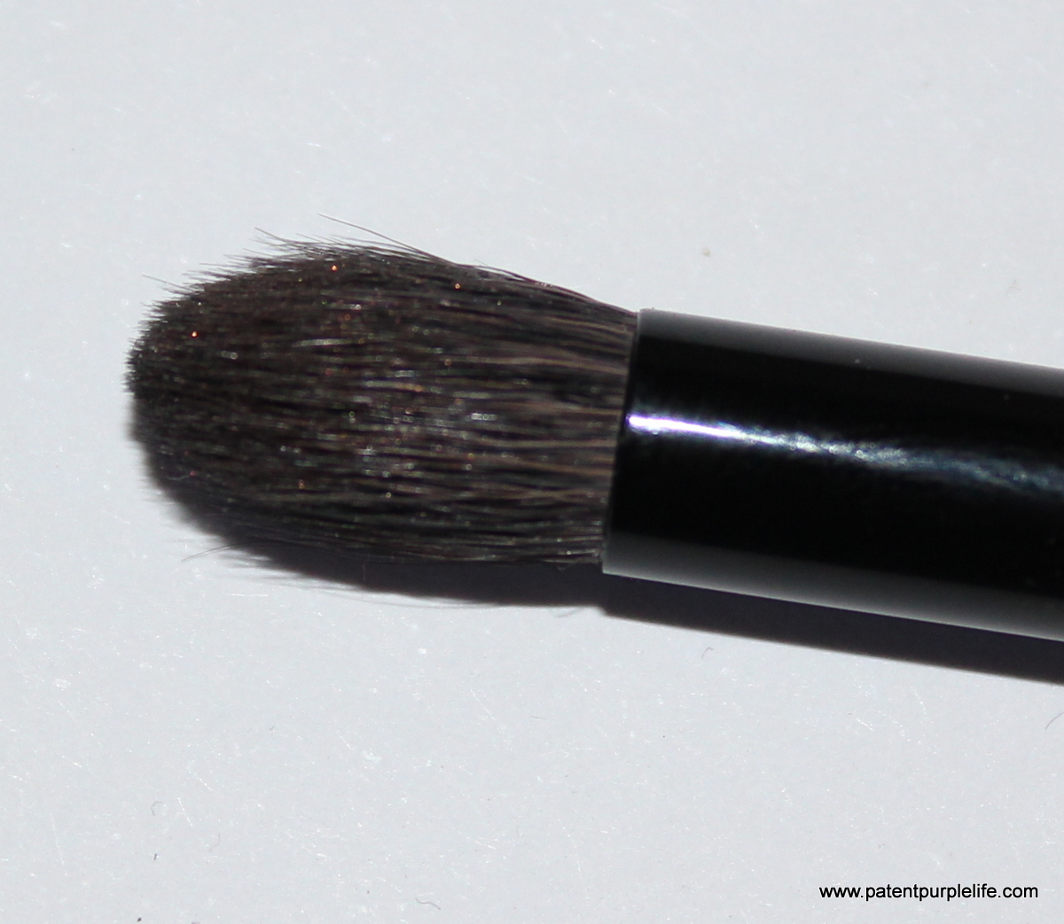 Japonesque 150 degree application eye shadwo crease brush