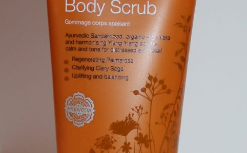 Urban Veda Soothing Body Scrub