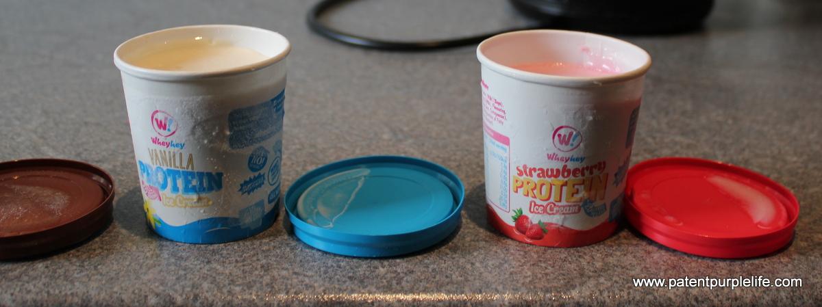 WheyHey Protein Ice cream