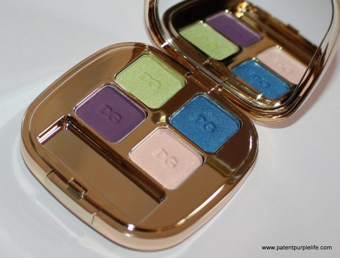 Dolce and Gabanna Bouquet Eyeshadow Palette