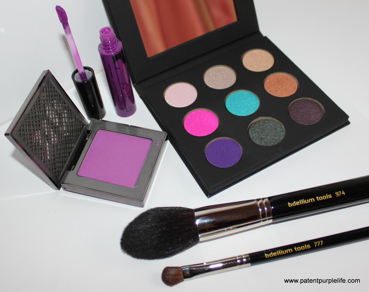 Patent Purple Life IMATS HAUL