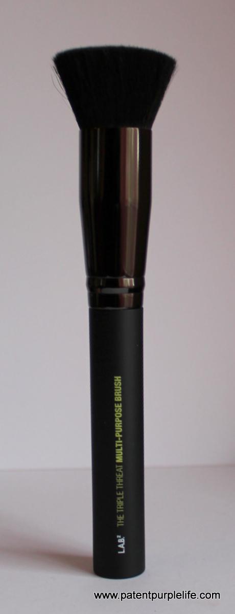Lab 2 Brushes Triple Threat Multi Purpose Brush