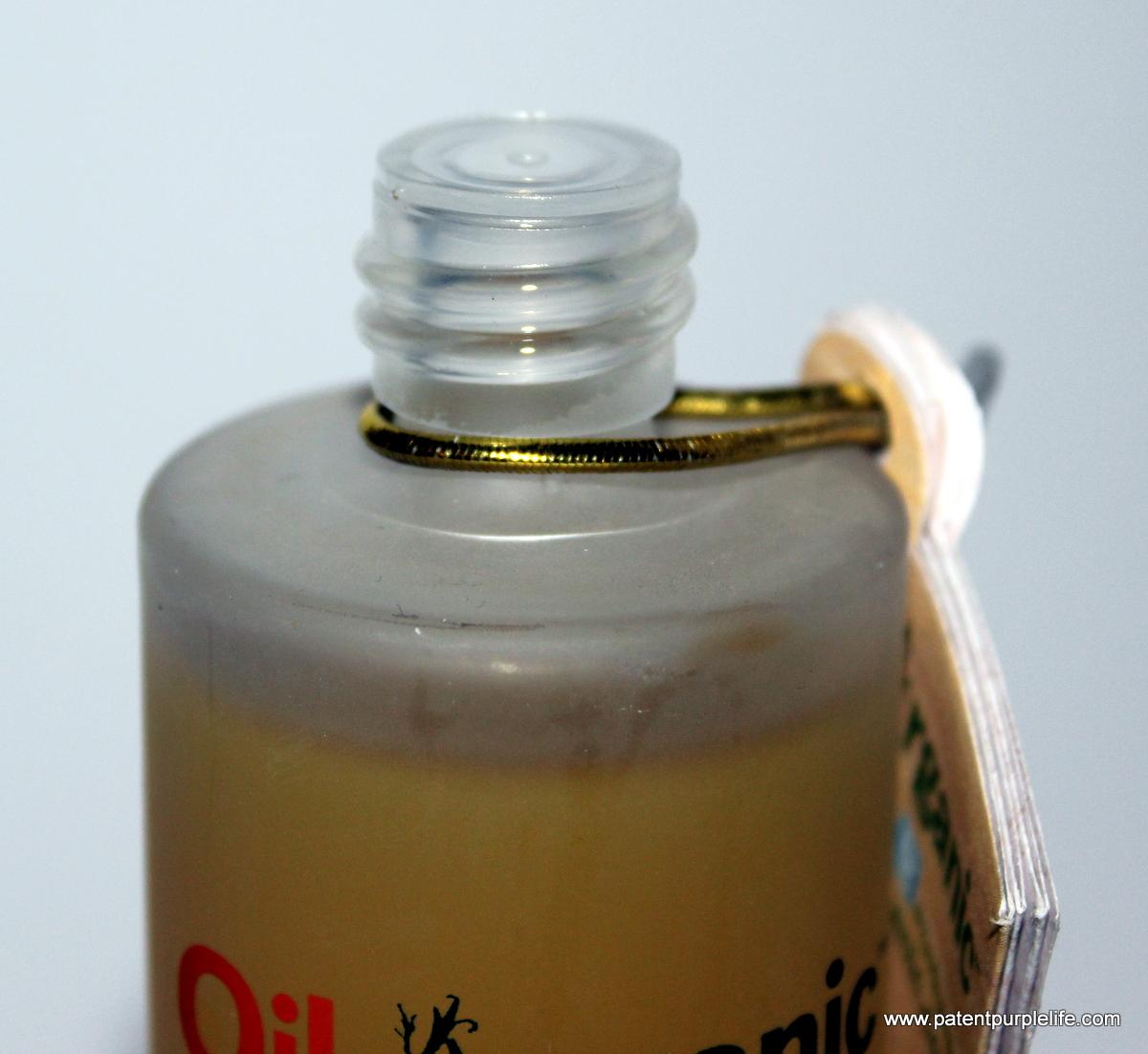 Oil Arganic EcoCert Oil