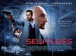 Self/ Less Poster