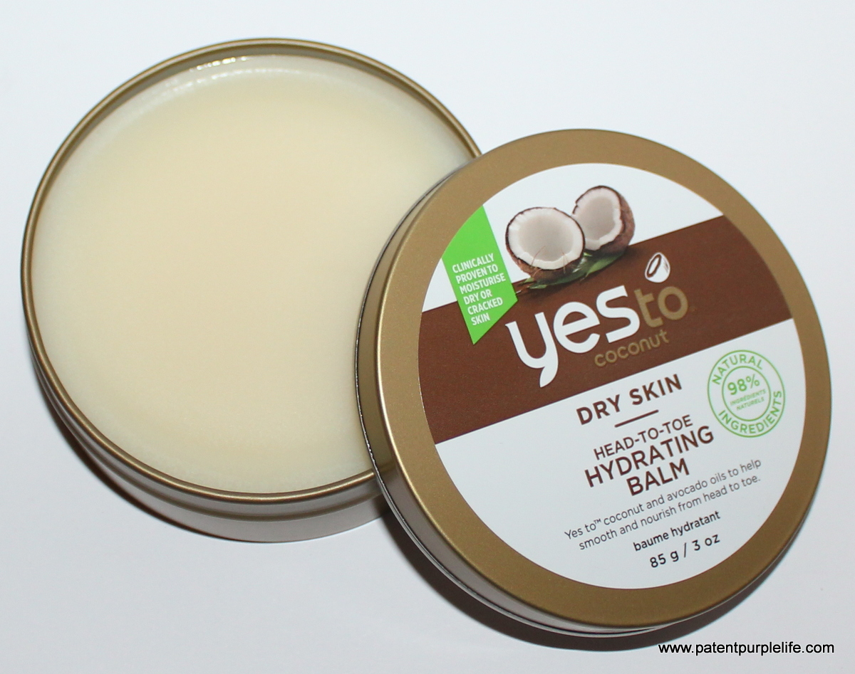 Yes to Coconut Head to To Hydrating Balm