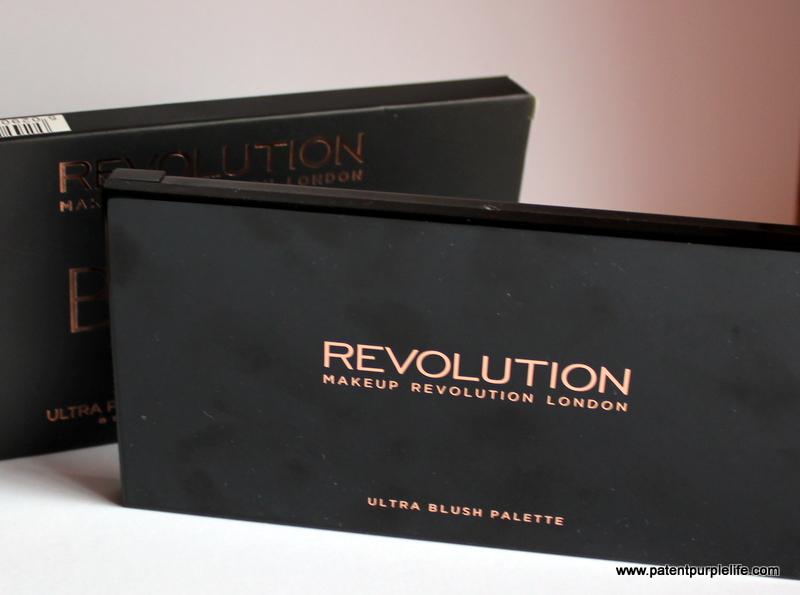 Make Up Revolution Golden Sugar Palette