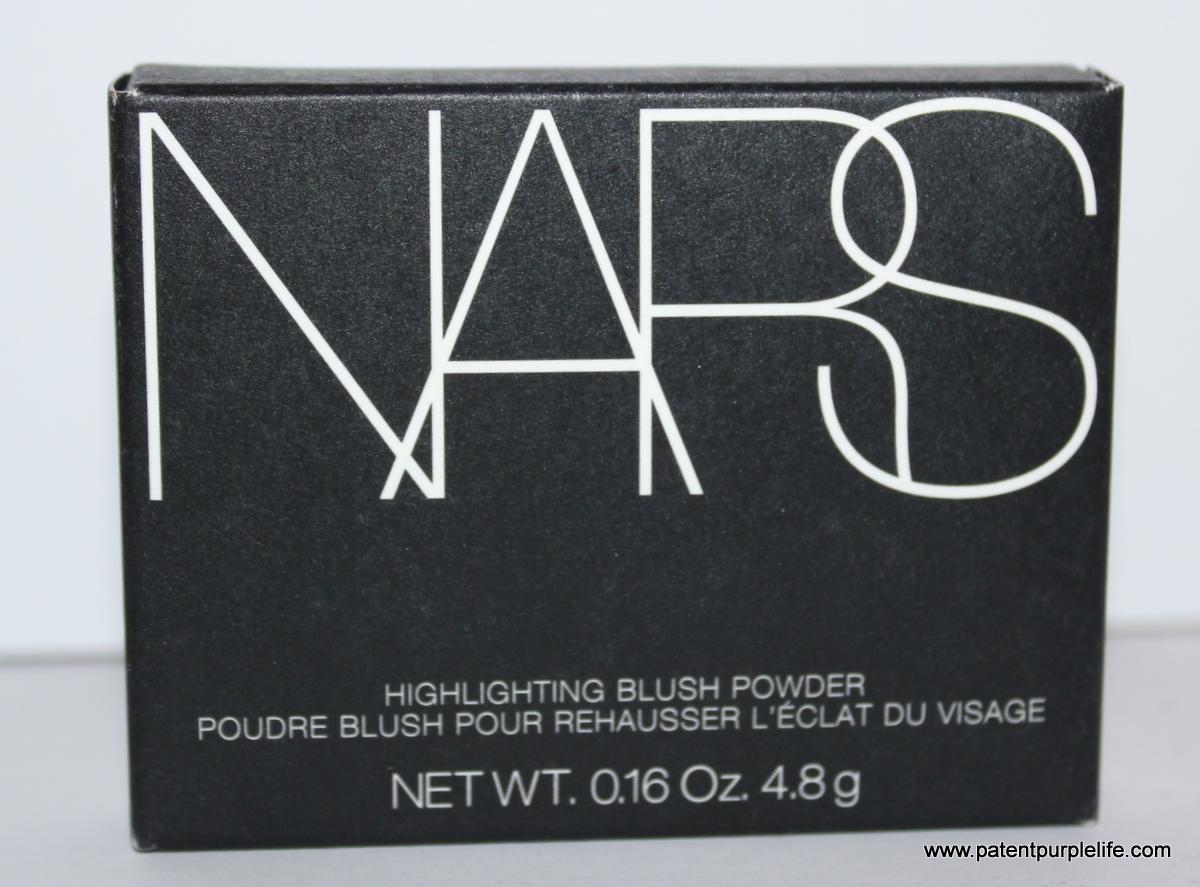 NARS Albatross Highlighting Blush Powder