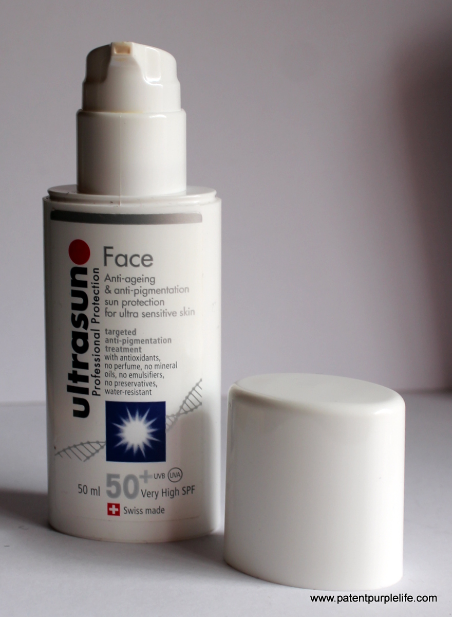 Ultrasun AntiAgeing and Anti Pigmentation SPF 50
