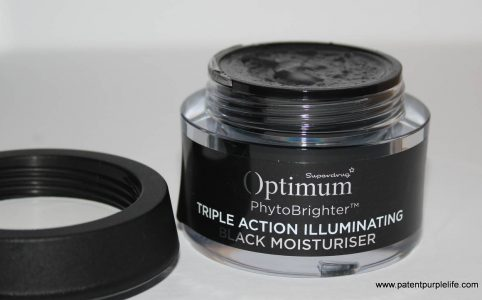 Optimum Black Moisturiser