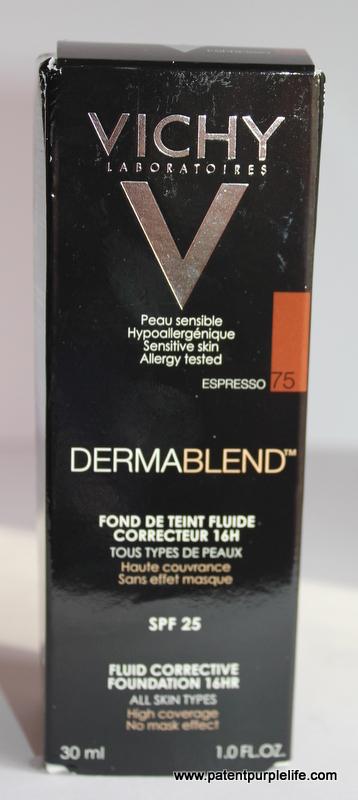 Vichy Dermablend Liquid Foundation