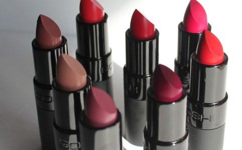 GOSH Matt Velvet Lipstick