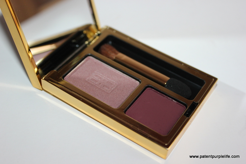 Heathered Plums Eyeshadow duo