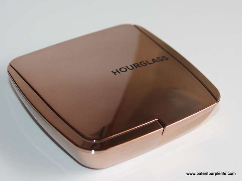 Hourglass Radiant Bronze Light