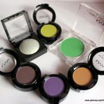 NYX Eyeshadows Group Shot