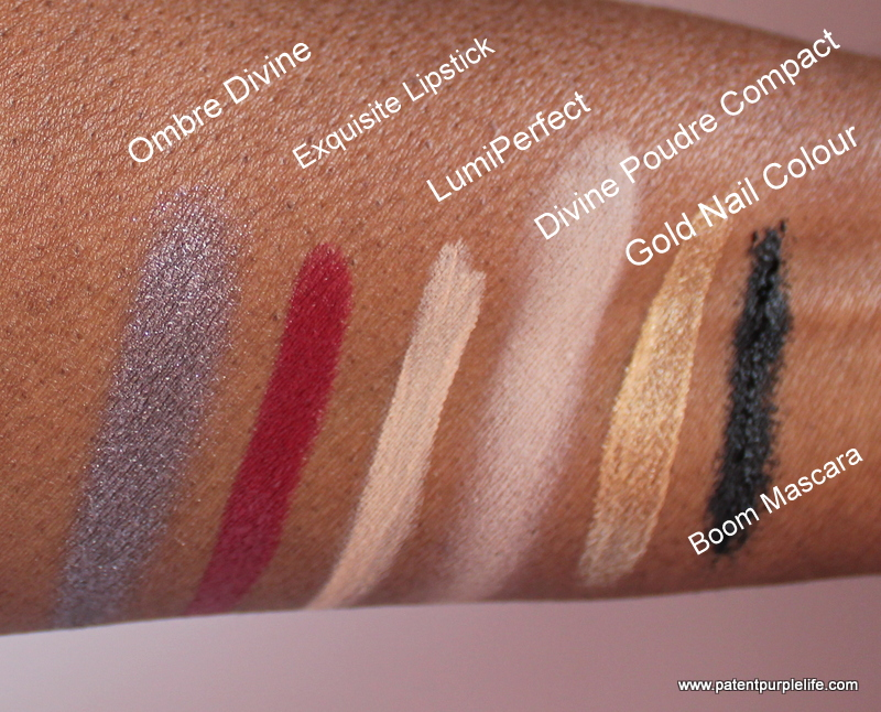 T Le Clerc Swatches Dark Skin