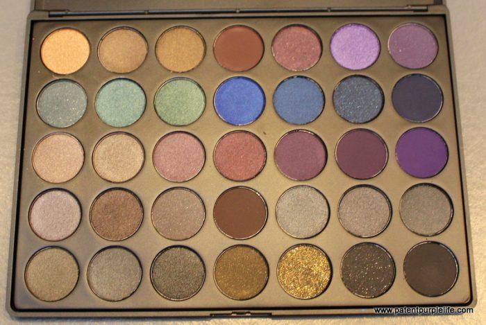 Morphe Brushes 35D Palette