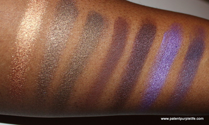 Morphe Brushes 35D Palette Row 1