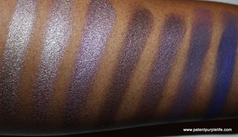 Morphe Brushes 35D Palette Row 3