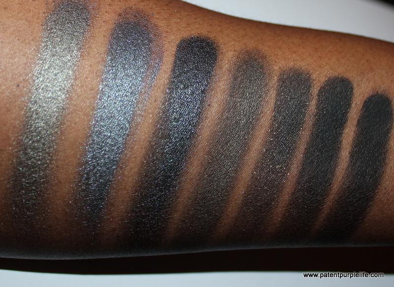 Morphe Brushes 35D Palette Row 5