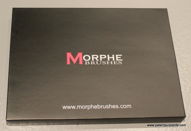 Morphe Brushes Box