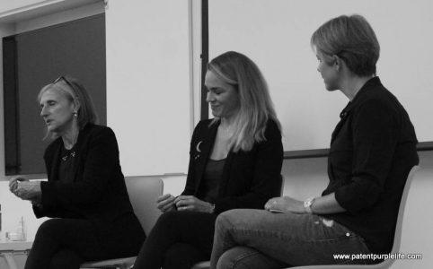 Isabelle Doyen, Camille Goutal and Nicola de Burlet
