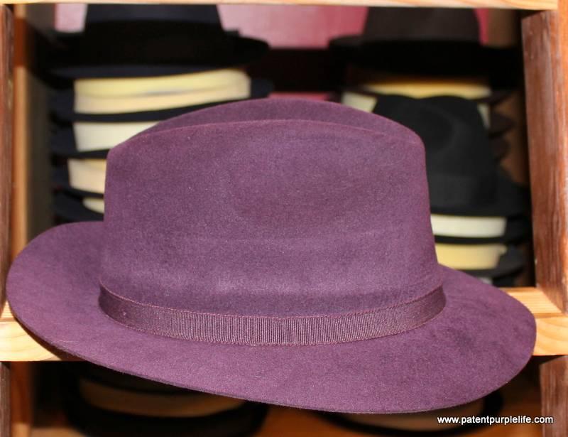Laird Signature Hat Perfect Purples