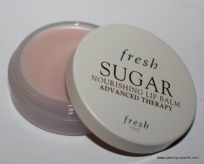 The Lip Balm Edit Fresh Sugar Nourishing Lip Balm