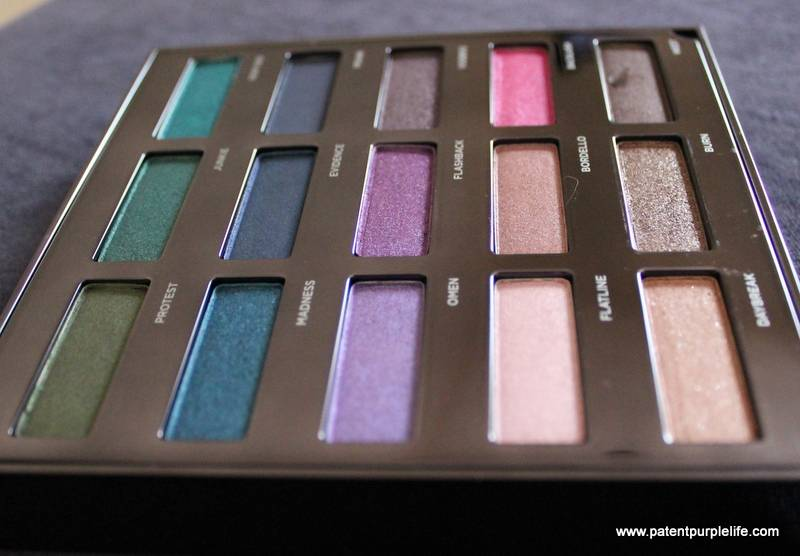 Urban Decay Spectrum Palette