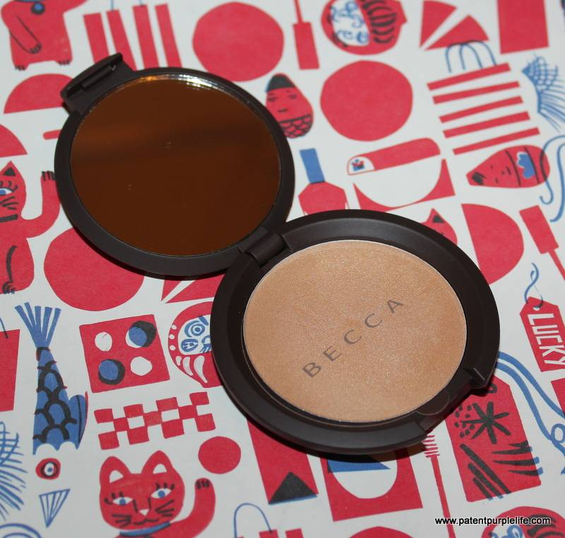 Beautylish #luckybag2016 Becca Moonstone Poured