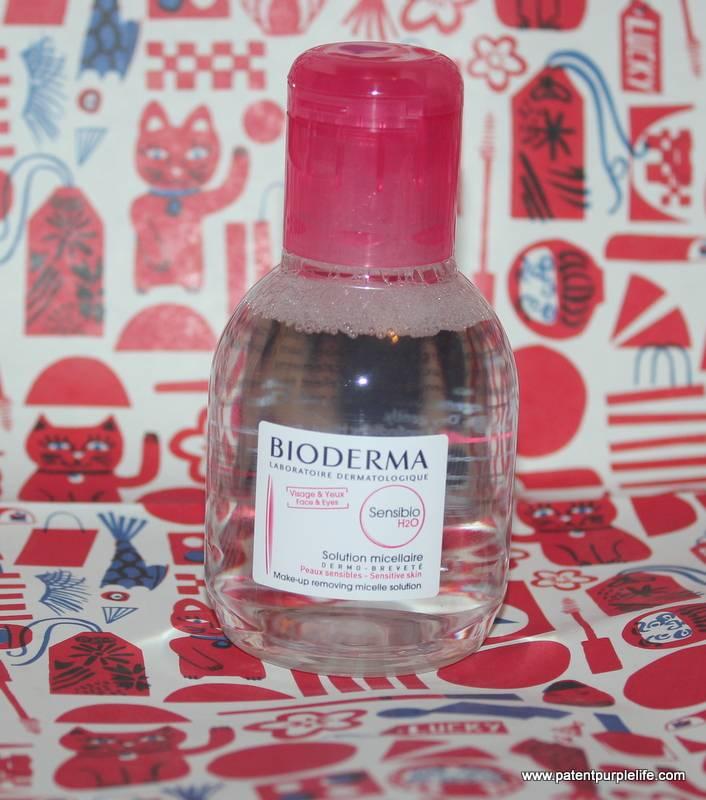 Beautylish #luckybag2016 Bioderma