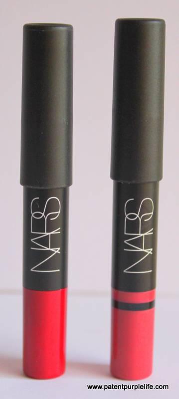 NARS Cruella and Rikugien Lip Pencils