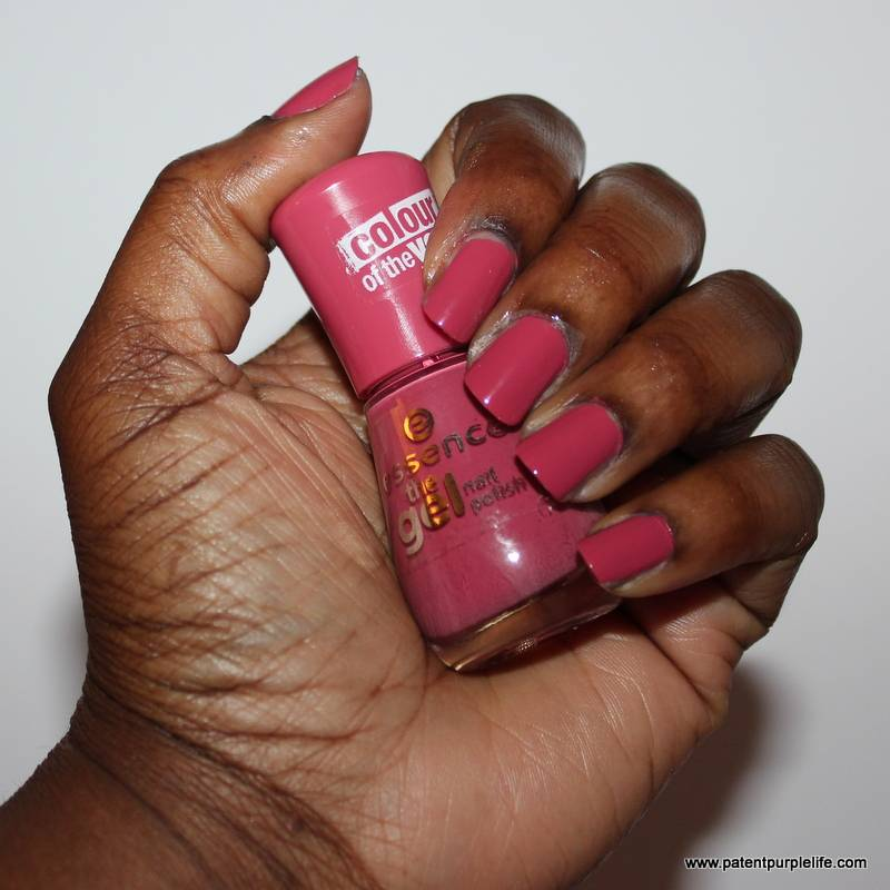 Essence Nail Varnish My Love Diary