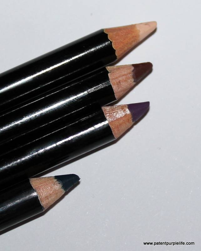 Illamasqua Pencils new style