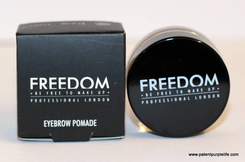 Freedom Brow Pomade Ebony