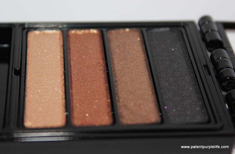 Serge Lutens Eyeshadow Quad 4