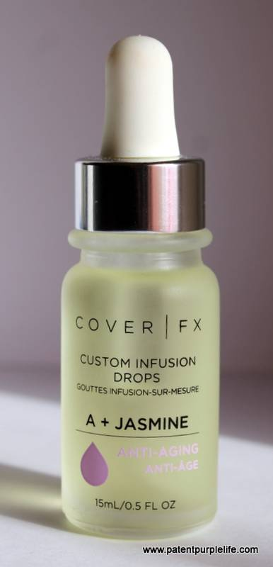Custom Infusion Drops A+ Jasmine Anti Ageing