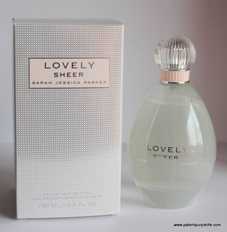 Sarah Jessica Parker Lovely Sheer