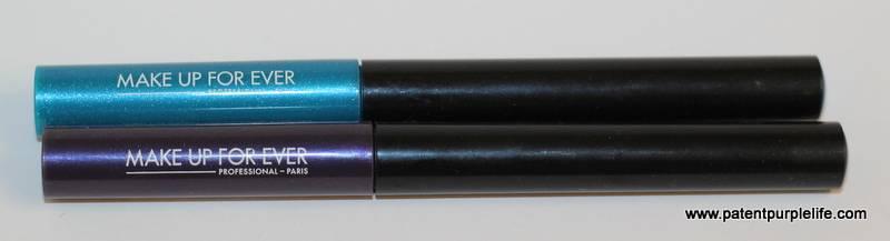 MUFE Aqua Liner 5 and 7