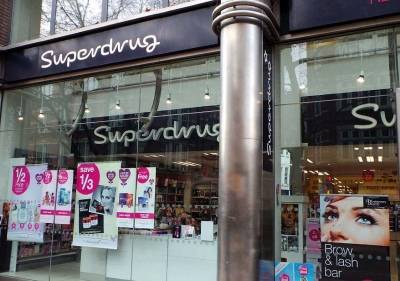 Superdrug Charing Cross
