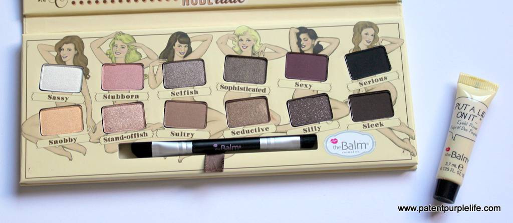 The Balm Nude'tude