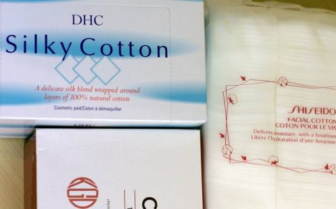 Cotton Wool featuring Shiseido, KohGenDoh and DHC