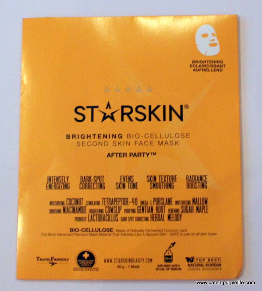Star Skin Brightening Mask