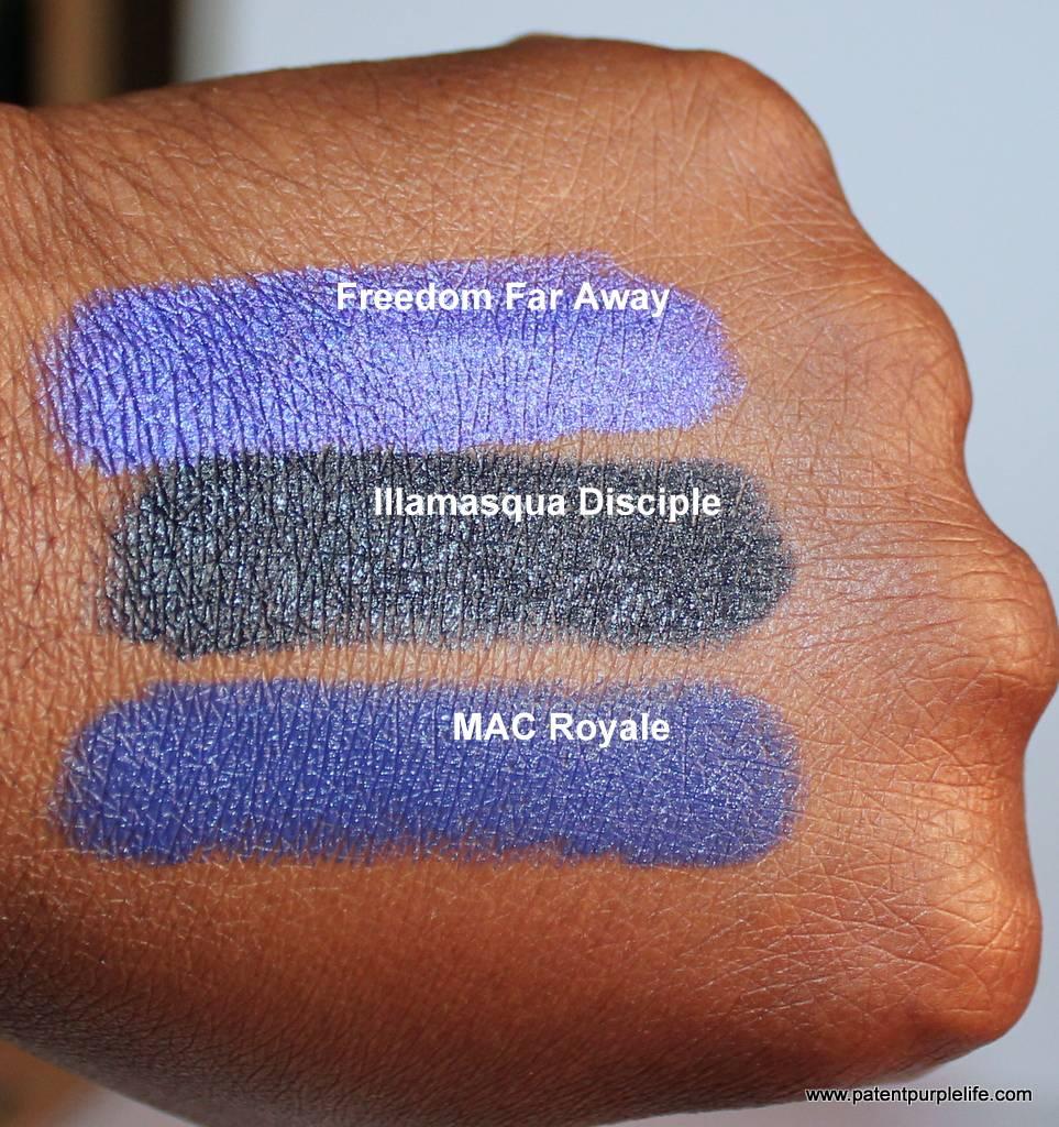 MAC Royale (Matte Lipstick) WoC Swatches