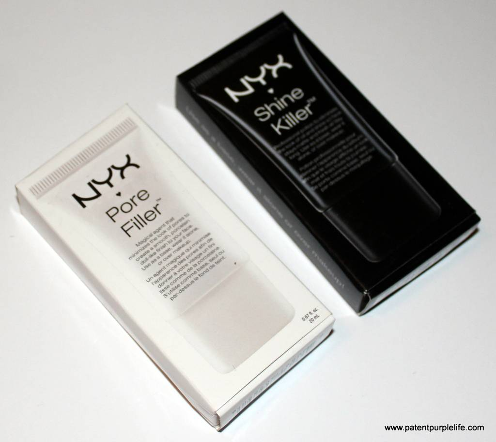 NYX Pore Filler and Shine Killer