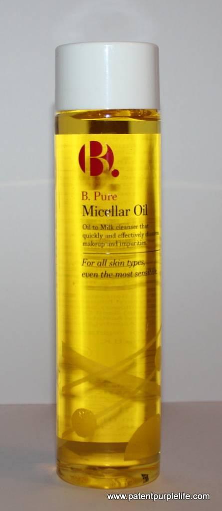 B Micellar Oil