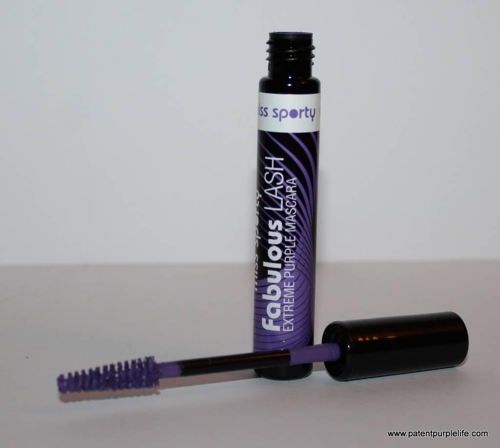 Miss Sporty Colour Lash (Purple) Mascara