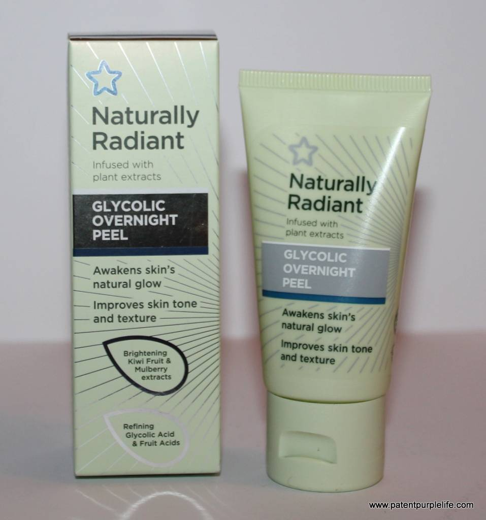 Naturally Radiant Glycolic Overnight Peel