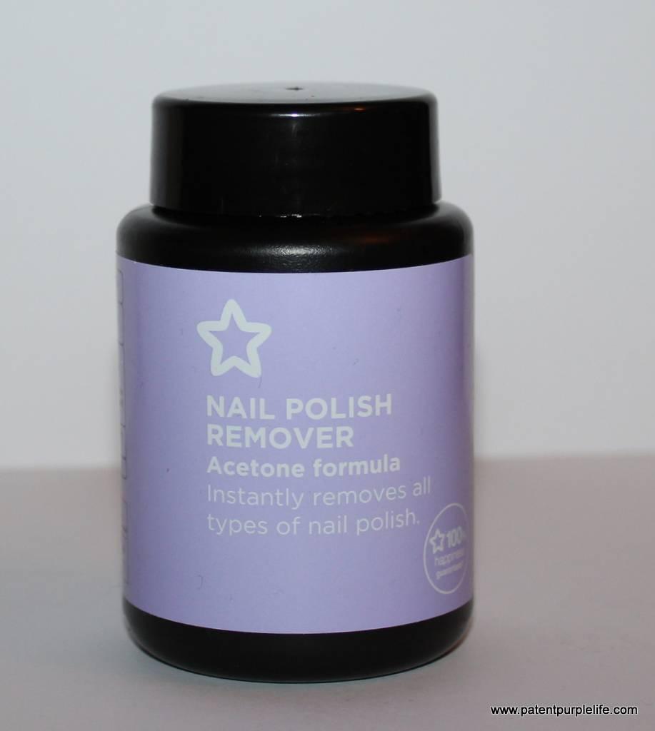 Superdrug Nail Varnish Pot