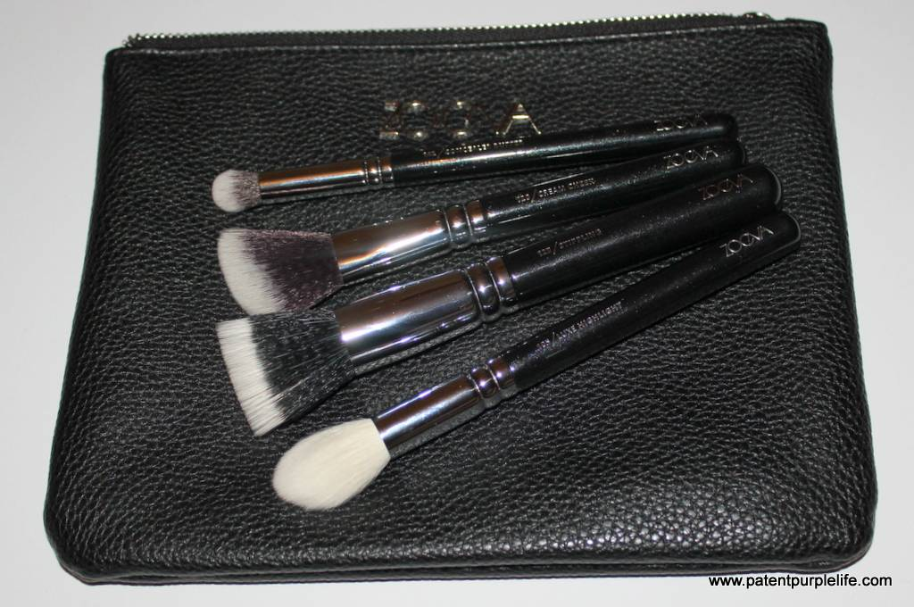 Zoeva Classic Brush Set Face Brushes